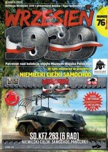 First to Fight PL076 Sd.Kfz.263 (6-rad) - Niemiecki ciężki samochód pancerny