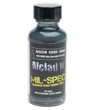 Alclad ALC-E318 USN WWII Non Specular Sea Blue 30ml