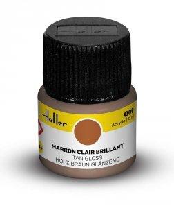 Heller 9009 009 Tan - Gloss 12ml