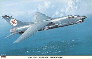 Hasegawa 09514 F-8E (FN) Crusader 'French Navy' 1/48