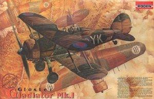 Roden 408 Gloster Gladiator Mk.l
