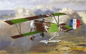 A-Model 03202 French fighter Nieuport 16 (Andre Chainat) 1:32