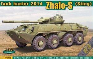 ACE 72168 Zhalo-S (Sting) Tank hunter 2S14 (1:72)