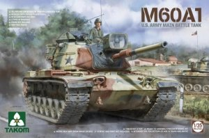 Takom 2132 M60A1 U.S. Army Main Battle Tank 1/35