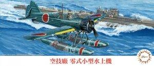 Fujimi 723396 C-40 Yokosuka E14Y Type 0 Small Reconnaissance Seaplane 1/72