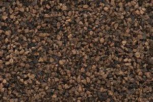 Woodland Scenics WB78 Dark Brown Medium Ballast podsypka 400ml