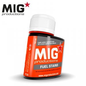 Mig Productions P700 FUEL STAINS (75ML)