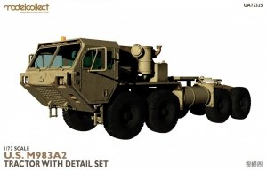 Modelcollect UA72325  U.S. M983A2 Tractor with Detail Set 1/72