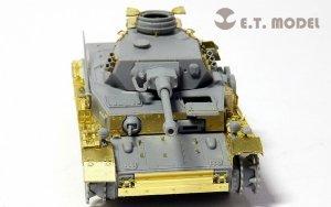 E.T. Model E72-014 WWII German Pz.Kpfw.IV Ausf.G For DRAGON 7278 1/72