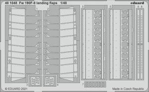 Eduard 481046 MiG-15bis landing flaps BRONCO / HOBBY 2000 1/48