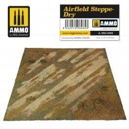 AMMO of Mig Jimenez 8485 AIRFIELD STEPPE-DRY