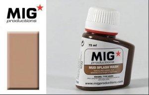 Mig Productions P304 Mud Splash Wash 75ml