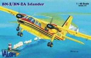 Valom 48008 Britten-Norman BN-2A Islander 1/48