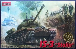 Roden 701 IS-3 Stalin