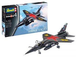 Revell 64971 Dassault Mirage F-1 C/CT Starter Set 1/72