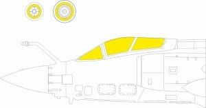 Eduard CX601 Buccaneer S.2B AIRFIX 1/72