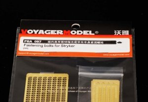 Voyager Model PEA097 Fastening Bolts for Stryker (For All) 1/35