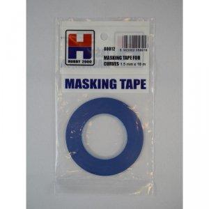 Hobby 2000 80012 Masking Tape For Curves 1,5mm x 18m