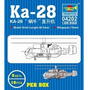 Trumpeter 04202 KA-27 1/200