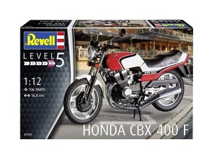Revell 07939 Honda CBX 400 F (1:12)