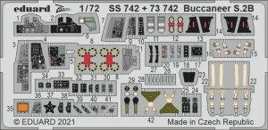 Eduard SS742 Buccaneer S.2B AIRFIX 1/72