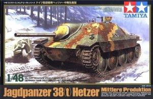 Tamiya 32511 Jagdpanzer 38(t) Hetzer Mittlere Produktion