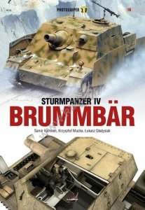 Kagero 0018 Sturmpanzer IV Brummbär EN