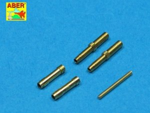 Aber A32010 Set of 2 barrels for German aircraft 30mm machine cannons MK 108 with blast tube (1:32)