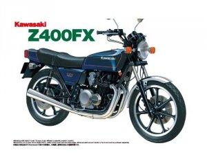 Aoshima 04151 Kawasaki Z400Fx 1/12