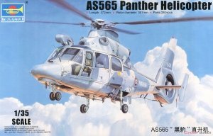 Trumpeter 05108 AS565 Panther Helicopter 1/35