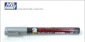 Gunze Sangyo GM05 Metallic Silver Liner Type