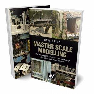 Vallejo 75020 Master Scale Modelling by José Brito (English version)