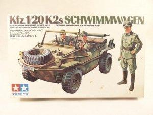 Tamiya 35003 Kfz.1/20 K2s Schwimmwagen 1/35