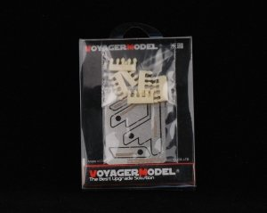 Voyager Model PEA156 WWII German Elefant/Ferdinant/Sturmtiger/Tiger (P) Large Conical Bolts (For All) 1/35