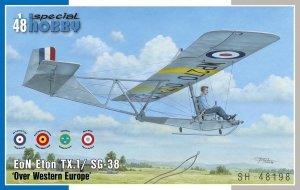 Special Hobby 48198 EoN Eton TX.1/ SG-38 Over Western Europe 1/48