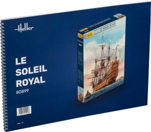 Heller 80899176 Le Soleil Royal Brochure