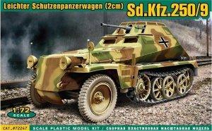 ACE 72247 Sd.Kfz.250/9 (1:72)