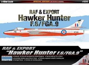 Academy 12312 Hawker Hunter F.6/FGA.9 (1:48)