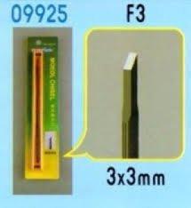 Trumpeter 09925 Chisel F3 dłuto 3x3mm