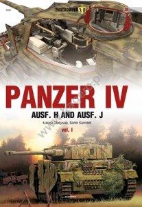Kagero 0020 Panzerkampfwagen IV Ausf. H and Ausf. J. Vol. I EN