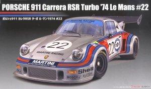 Fujimi 126487 RS-23 Porsche 991 Carrera RSR Turbo Le Mans 1974 #22 1/24