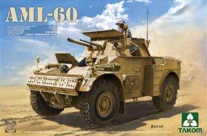 Takom 2084 French Light Armoured Car AML-60 1/35
