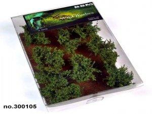 Bear`s Scale Modeling 300105 Wild Bushes (10 PCS)