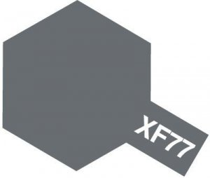 Tamiya XF77 IJN Gray (Sasebo Arsenal) (81777) Acrylic paint 10ml