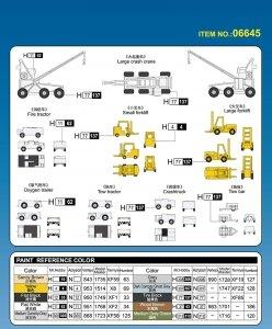 Trumpeter 06645 USN LCAC Hovercraft 1/350