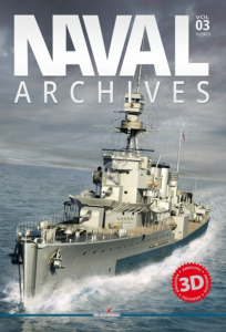 Kagero 92003 Naval Archives vol.III EN