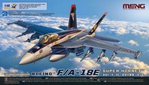 Meng Model LS-012 BOEING F/A-18E Super Hornet 1/48
