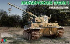 Rye Field Model 5008 Bergerpanzer Tiger I 1/35