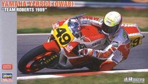 Hasegawa 21716 Yamaha YZR500 (0WA8) Team Roberts 1989 1/12