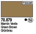 Vallejo 70879 Green Brown (114)